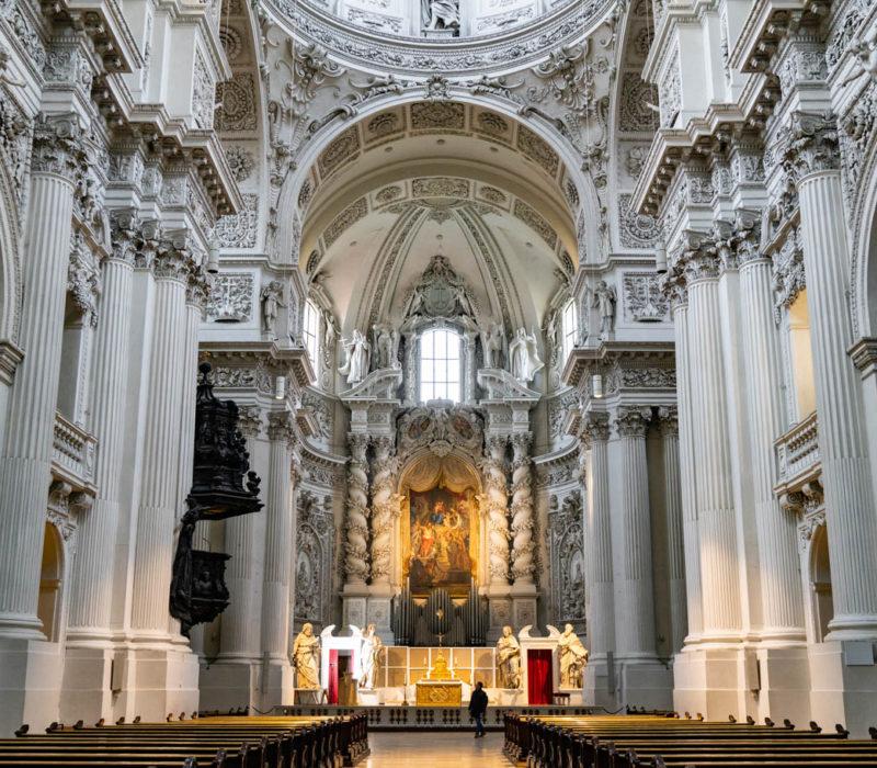 thetinerkirche, iglesia de los teatinos, san cayetano múnich