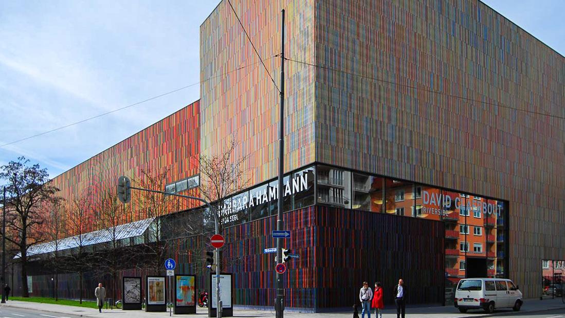 Museo Brandhorst Múnich