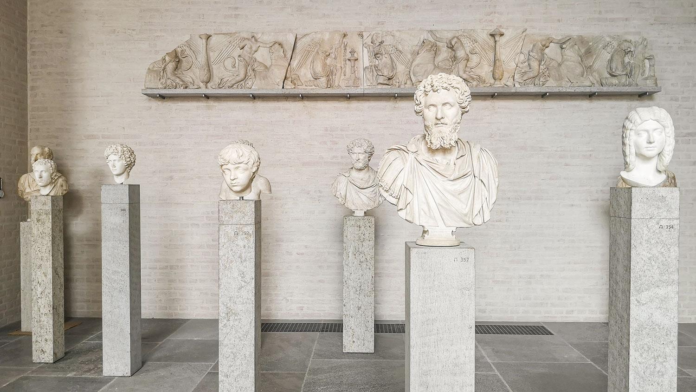 Gliptoteca Múnich