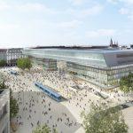 hauptbahnhof múnich, estación central múnich nueva
