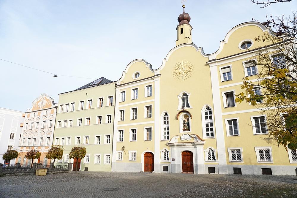Stadtplatz, Burghausen
