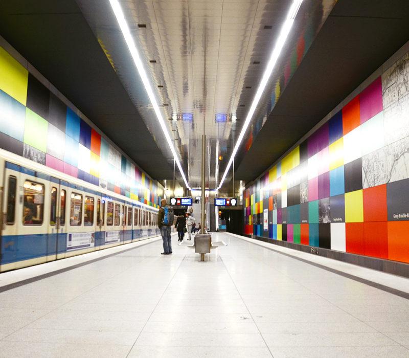 u-bahn munich, metro munich, transporte público munich