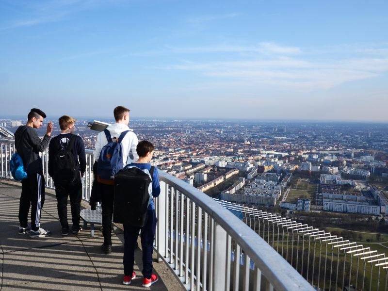 Mirador de la Torre Olímpica - Mirador de Olympiaturm