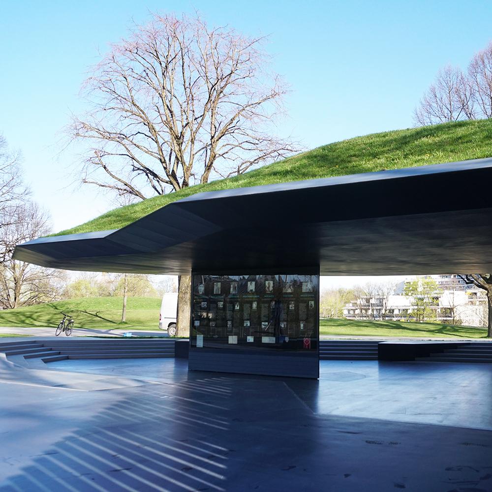 Memorial de las víctimas de la Masacre de Múnich