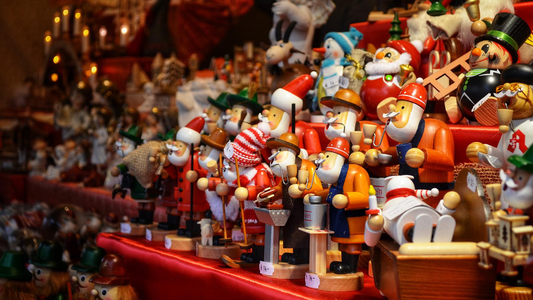 mercadillo navideño, christkindlmarkt munich