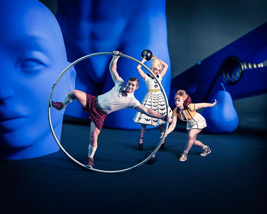Circus Oz, tollwood, múnich