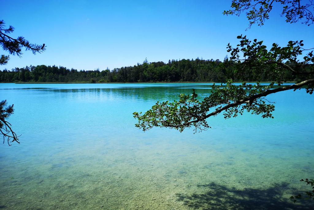 lagos baño baviera