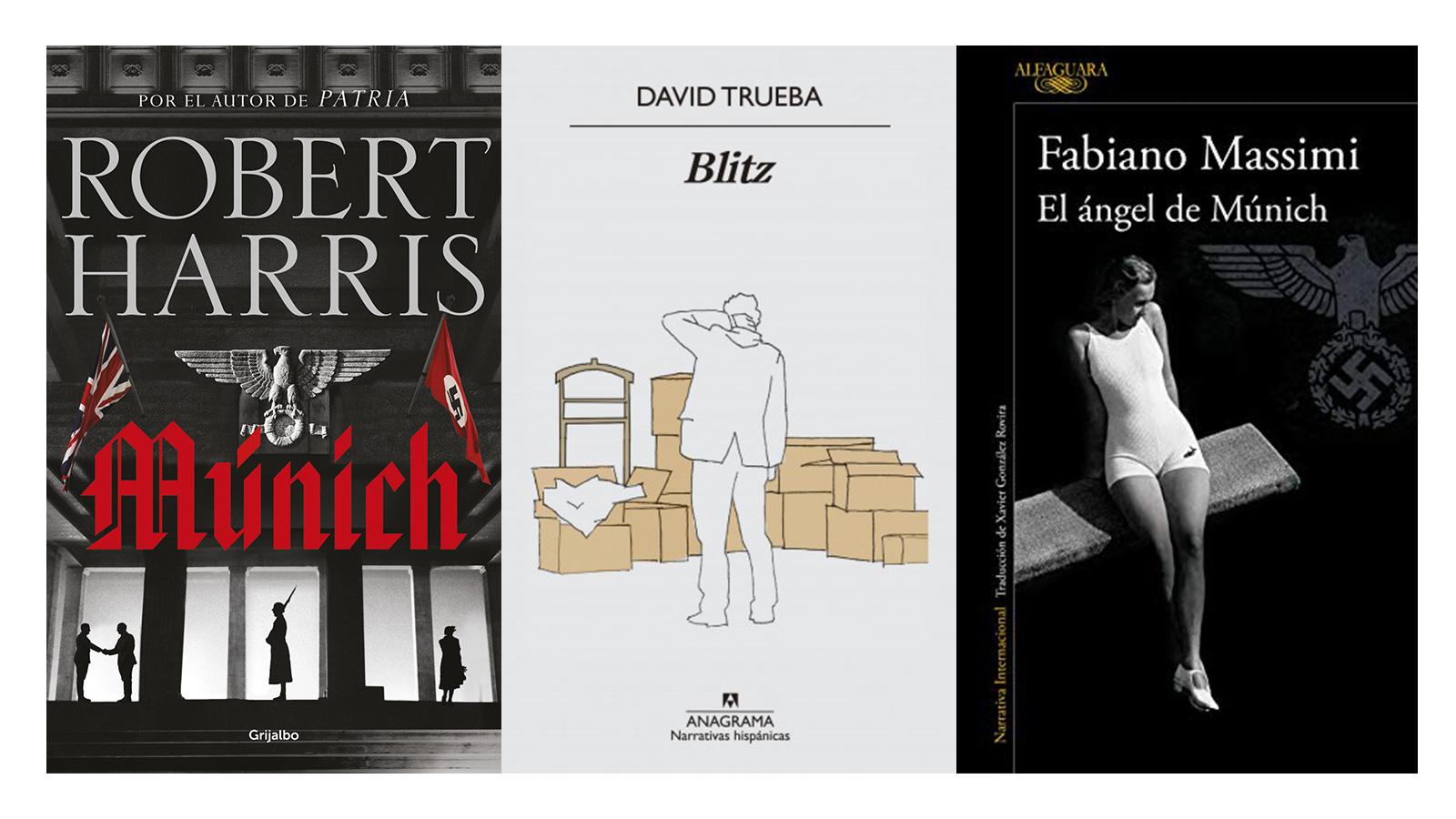 Tres novelas Múnich